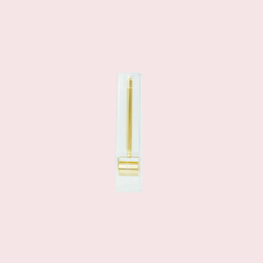 Gold skin roller